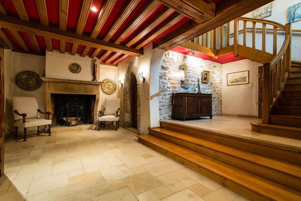 chambres d 39 hotes de charme 10 mn pied du lac maisons louer thonon les bains rh ne. Black Bedroom Furniture Sets. Home Design Ideas