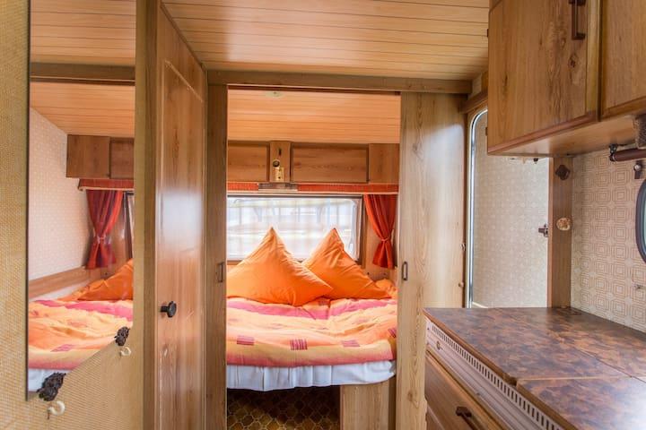 Campingplatz Danuta Insel Wolin - Camping 4