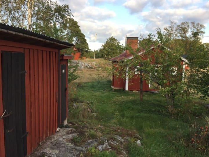 Litet torp på Björkö, Väddö