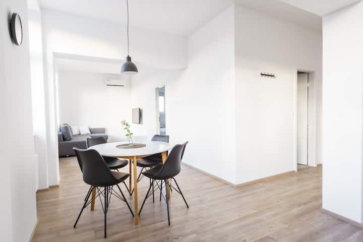 Cozy apartment★Central Park Tivoli★FREE parking★