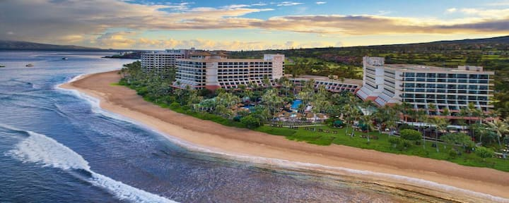 Marriott Ocean Club Maui 1 Bd 2bth VILLA