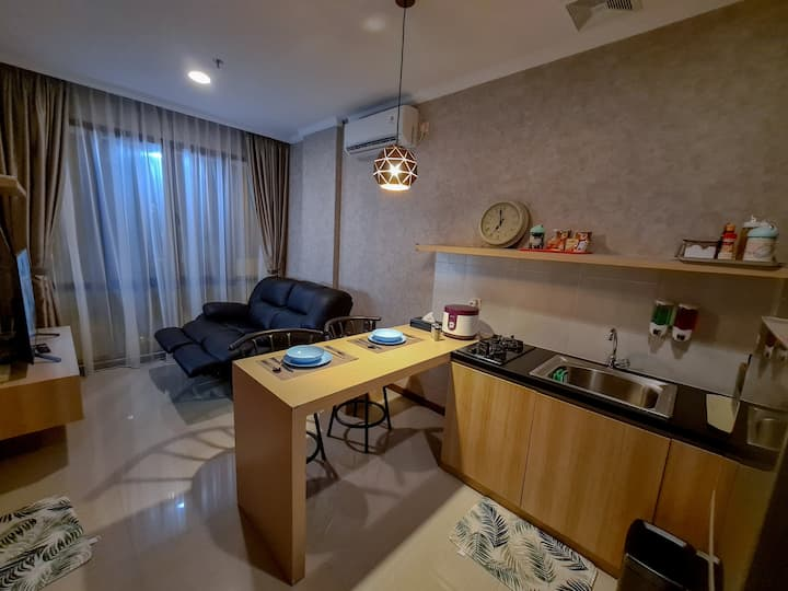 GWEN'S HOUSE - COZY & CHEAP APARTMENT IN BSD