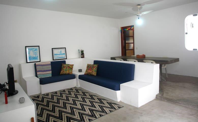 Casa de praia aconchegante - São Sebastião