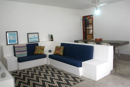 Casa de praia aconchegante - San Sebastian - Rumah