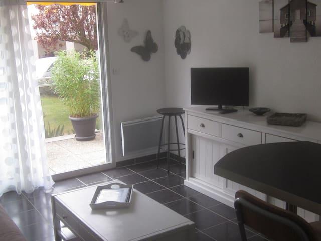 Studio 4P à 50m plage de Nauzan - Vaux-sur-Mer - Apartamento