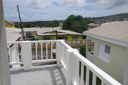 Cozy New Road Apartment (St.Kitts) - Appartement
