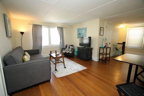Uroczy i dziwaczny apartament jednoosobowy w St. Matthews