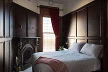 The third Double bedroom has a luxury double mattress and is often called the 'cigar room'...rest assured it doesn't smell like cigars!