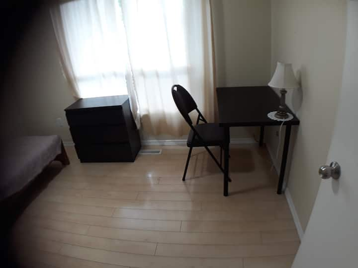 Humber College - large private bedroom