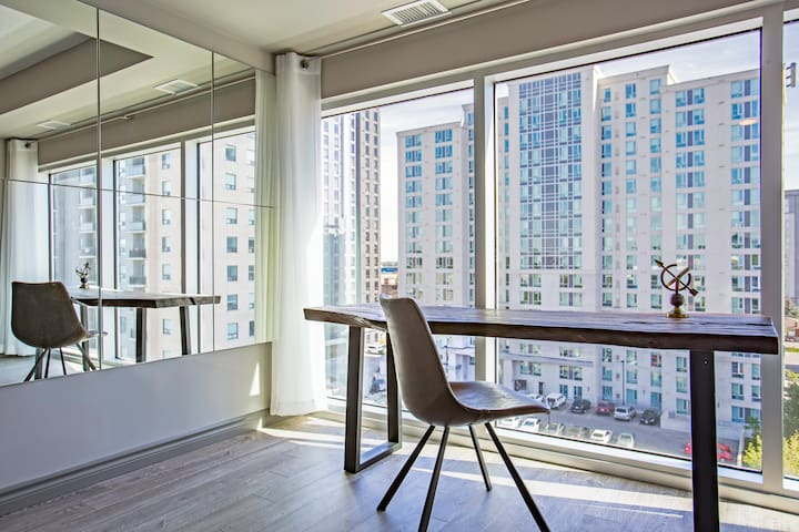 Charming 1+1 Condo with Stunning View Urban