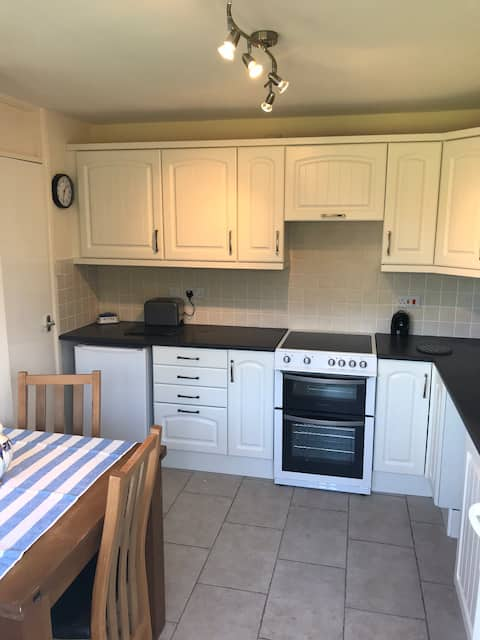 Spacious 3 bedroom property in Port Isaac village