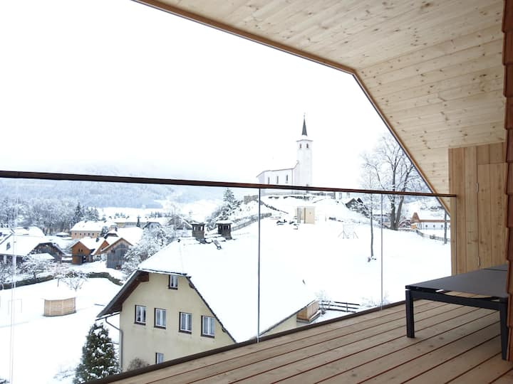 Ski & Nature Apartment Lungau