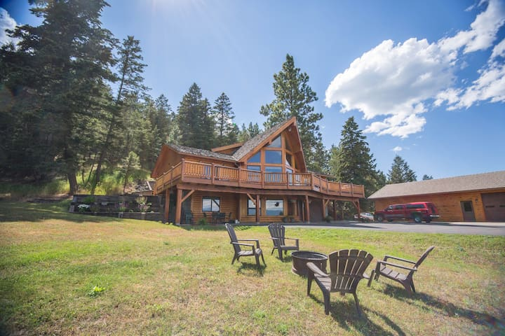 Pine Lodge Mountain Retreat - Kalispell - Ev