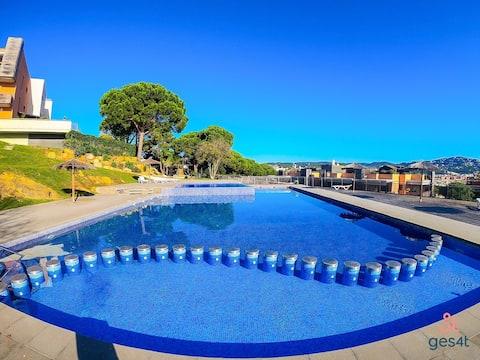 Sa Boadella beach apartment, Lloret de Mar