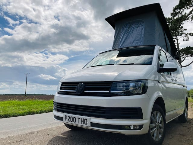 Pamela the VW T6 Campervan - New conversion