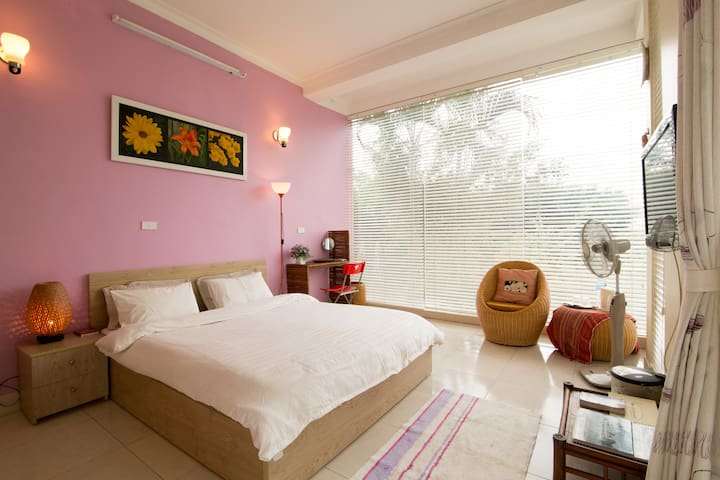 Nice room with nature touch - Long Biên