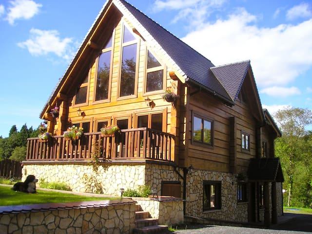 Cratloe Woods, Log House - Apartment.