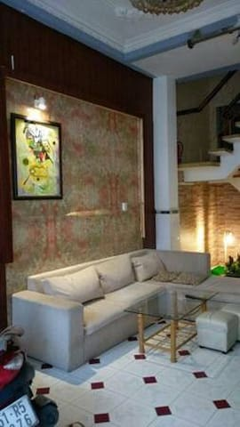 Cozy room for rent on Nguyen Trai St,D.1 #39/24