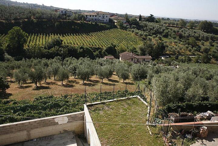 Nice house 3 rooms available - Lamporecchio - Huis