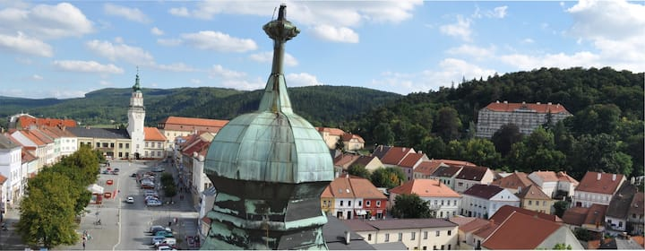 Hotel Záložna - historické centrum Boskovice
