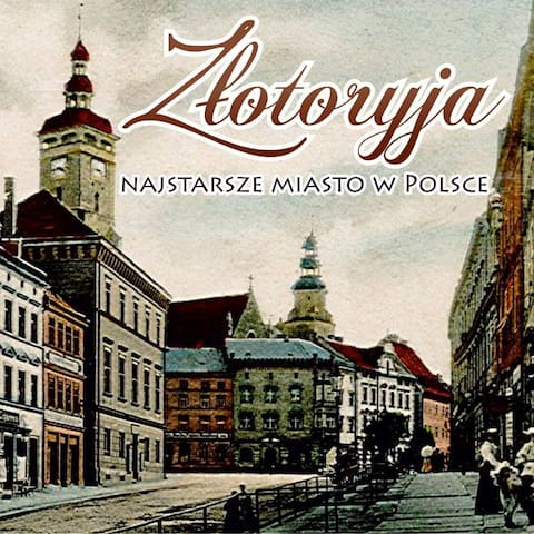 Welcome to the oldest city in Poland.