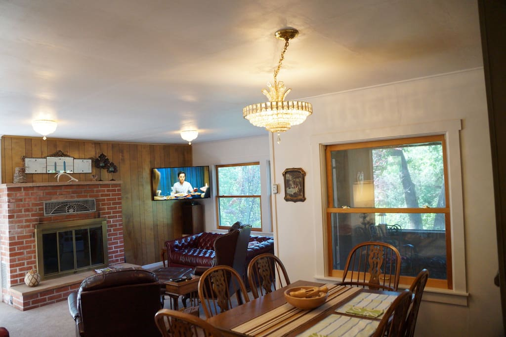 Dining/Living Area