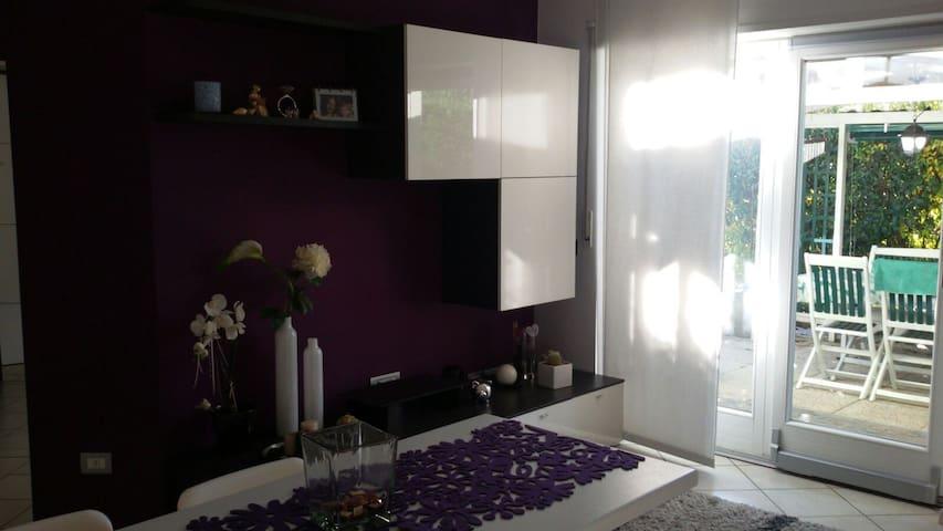 Favoloso appartamento con giardino - Pergine Valsugana - Appartement