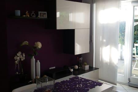 Favoloso appartamento con giardino - Pergine Valsugana - 公寓