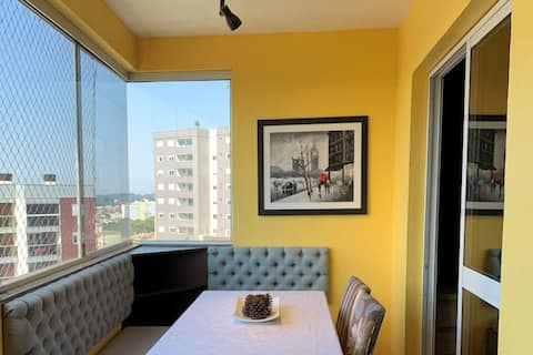 Complete apartment close to Villagio shopping mall