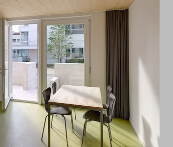 Affordable 1 Bedroom Studio in Winterthur/Zürich - Winterthur - Apartmen