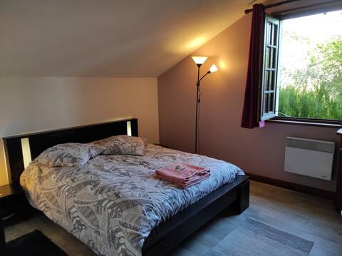 Belle chambre proximité CNPE Bugey / Tourisme