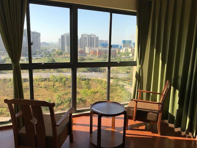 古南塔/新中式公寓/三卧室景观套房