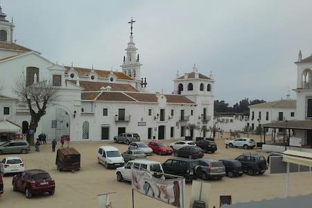 Discover the village of El Rocio - El Rocío