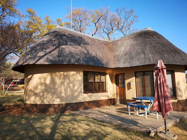 Family Cottage - Rooiberg Ukuthula Lodge