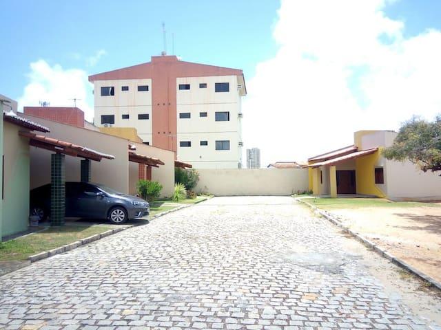 Casa - 80m² - grande Natal - 6km de Ponta Negra.