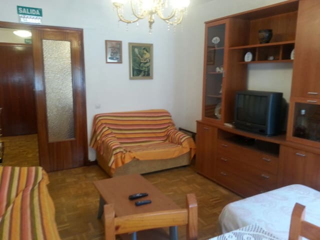 Apartamento turístico capuchinos - Los Arcos - Apartment