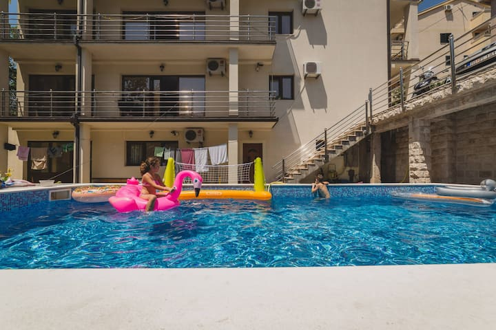 Banovic Apartments Wi Fi✔ Parking✔ Family Studio
