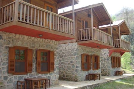Mençuna Konakları - Arhavi - Cabana