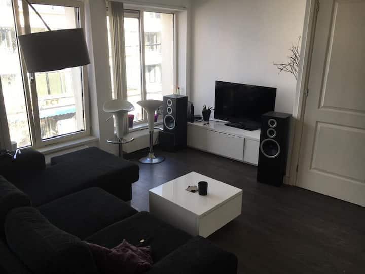 Zeer net appartement te huur in hartje Nijmegen!