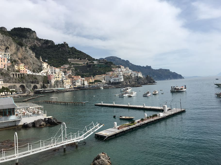 A picture of Amalfi