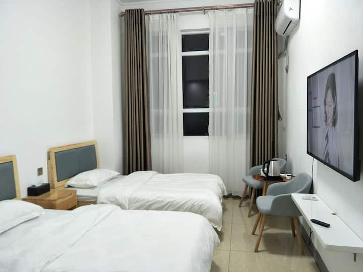 美家公寓、短租月租长租房(全新房源免接触自助入住,24小时服务,卫生安全防疫。)