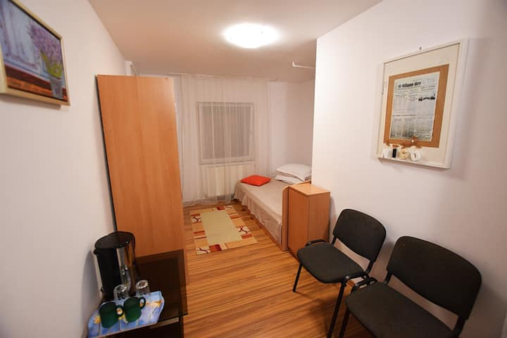 """La Nico"" - quality studio, close to city center"