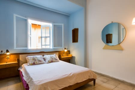 VINTAGE  COZY ROOM - CITY CENTER - Haifa - Appartement