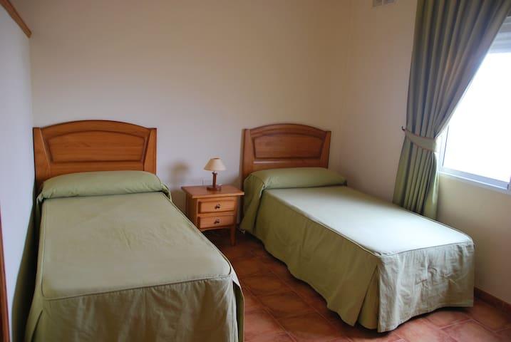 Apartamento tipo estudio 2 pax - Valdepeñas