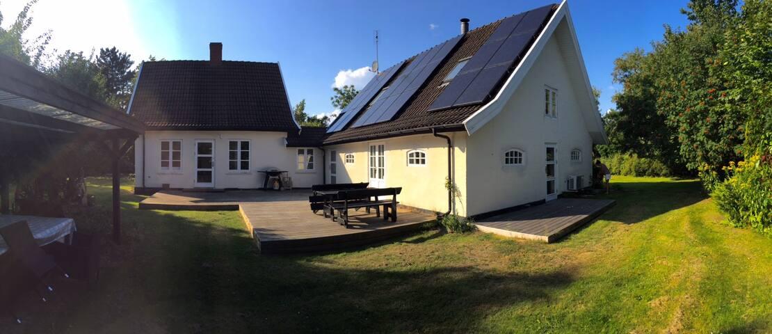 Liseleje - 50 min. til København - Liseleje - Zomerhuis/Cottage