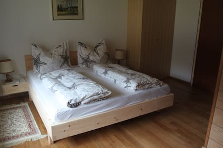 Pension Fink B&B, recreational Cederwoodbed - Schnepfau