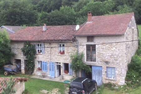 1807 . La Maison Bleue