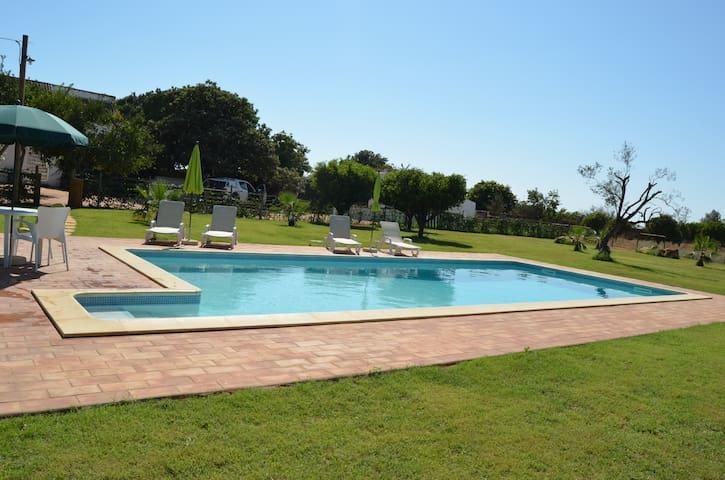 Quinta da Palmeirinha casa grande - Silves - Villa