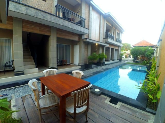 Balisee Apartement Luxury Rooms near to the Beach