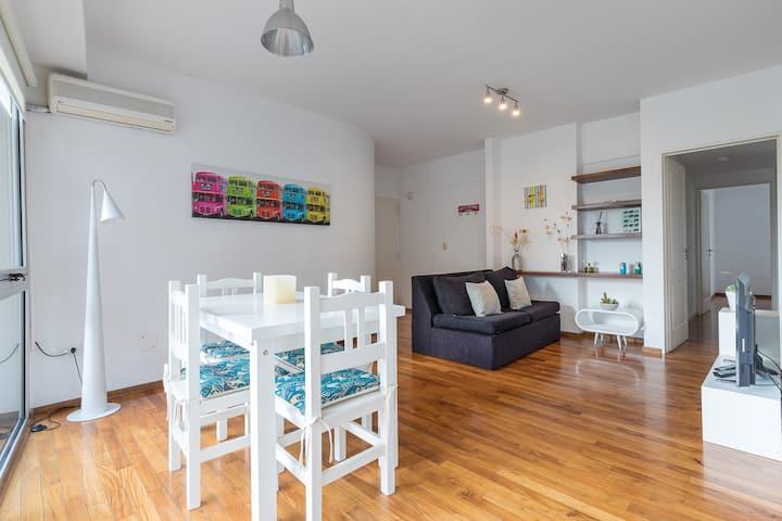 Torre de lujo en Olivos con cochera y amenities
